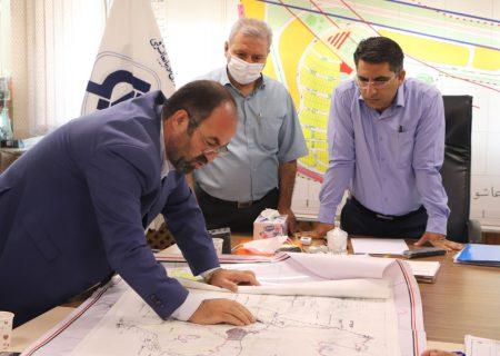 بررسی پروژههای کلان شهر کوزهکنان با حضور دکتر جانی، سرپرست سازمان همیاری استان