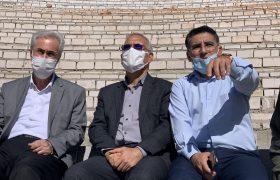 افتتاح آمفیتئاتر روباز عونبن علی تا پایان سالجاری