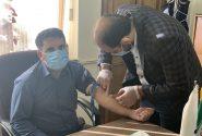 آزمایش خون و تست کرونا همکاران سازمان